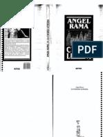 Rama Angel - La Ciudad Letrada
