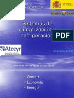 Sistemas de Climatizacion y Refrigeracion