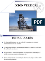 Extraccion Vertical