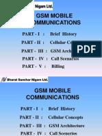 GSM main