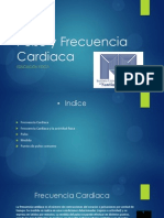 Pulso y Frecuencia Cardiaca. Diapositivas.pptx