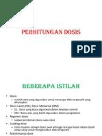 Perhitungan Dosis (2)