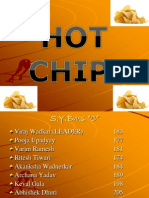Hot Chips Ppt