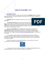 A Punt Es Open Office Calc