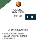 Prezentare Qigong