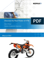 Discover the Real Power of KTM