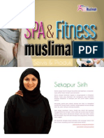 SPA & Fitness Muslimah Services and Products