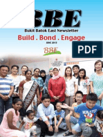 BBE Newsletter (June 2013 Issue) is here......