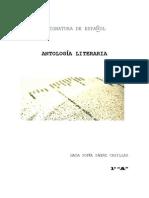 Antología literaria
