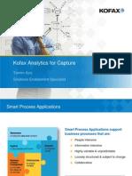 Kofax Analytics for Capture Intro