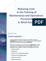 ACM - Training for Maintenance and Operation Personnel in Wind Farms
