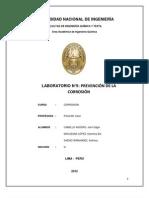 Labo 5 Corrosion 2012-2