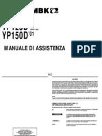 Manual Taller Majesty YP-1