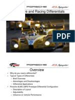 Automotive Differentials, Release