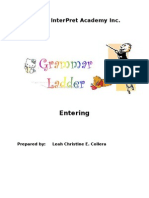 Grammar Entering