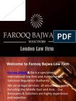 Farooq Bajwa Law Firm