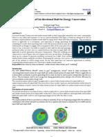 Implementation of Uni-Directional Shaft for Energy Conservation