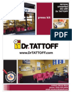 Press Kit for Dr. TATTOFF, Laser Tattoo Removal Experts