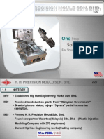 Quality plastic injection mold manufacturer in Malaysia - HH Precision Mould company profile.pdf