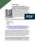 Kala Bhairava and Time Shakti for Posting on Store 2006