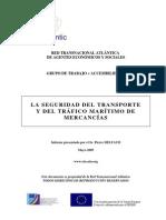 Seguridad Del Transporte y Del Trafico Maritimo