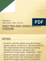 Askep Pada Anak Dengan Nefrotik Syndrome