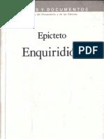 Epicteto, Enquiridión