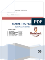 GloriaJeans Marketing Plan