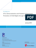 ICTs, democratisation and Freedom of Expression