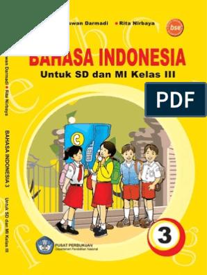 Sd Kelas 3 Bahasa Indonesia