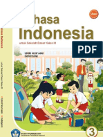 SD Kelas 3 - Bahasa Indonesia