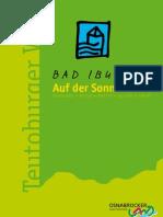 Imagebroschüre Bad Iburg