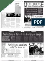 Versión impresa del periódico El mexiquense 19 junio 2013