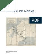 EL CANAL DE PANAMÁ