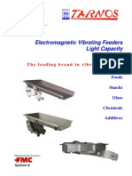 Electromagnetic Feeders Light Capacity