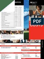 Dallas Cost Sheet