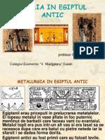 Chimia in Egiptul Antic