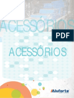 Catalogo de Acessorios Aluforte