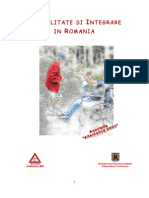Brosura Dizabilitate Si Integrare in Romania Proiect ANPH