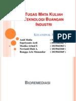 Tugas Mata Kuliah Teknologi Buangan Industri - Copy