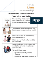 EASY READ PA Employer Stories