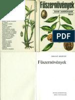 Fűszernövények - Búvár zsebkönyvek