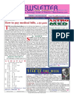 ASTROAMERICA NEWSLETTER DATED MAY 28, 2013
