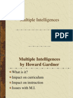 Topic 10-Multiple Intelligence2