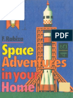 Rabiza-Space Adventures in Your Home