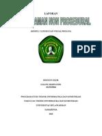 Visual Prolog Laporan