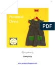 The Perennial Dress Pattern by Sewpony
