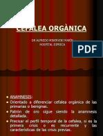 cefalea organica
