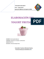 Laboratorio Del Yogurt 2