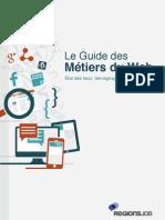 Le Guide des Métiers du Web